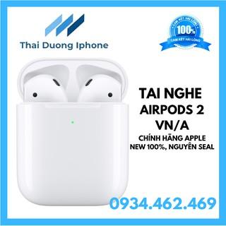 (VN/A Chính Hãng) Tai Nghe không dây Airpods 2 BH 1 năm 1 đổi 1 tại VN chính hãng