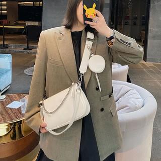 Túi đeo chéo 5 chi tiết phong cách ulzzang Trendy Moet