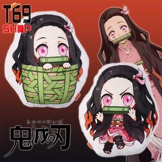 Gối bông Nezuko – anime Kimetsu no Yaiba