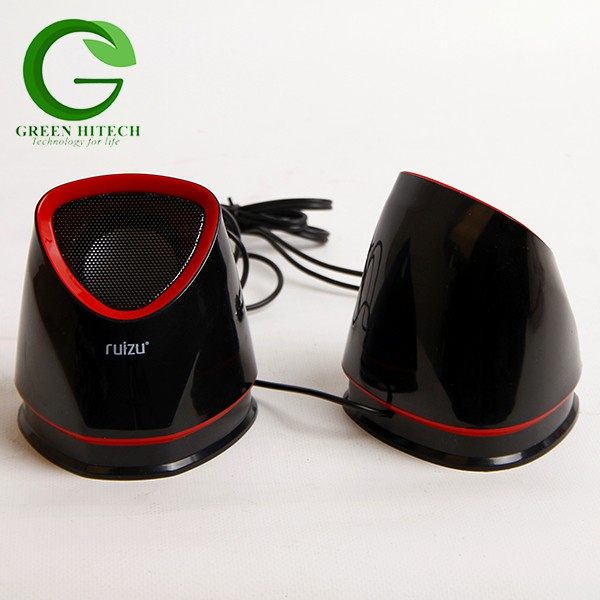 Loa vi tính 2.0 Ruizu RS510 - kiểu dáng thời trang