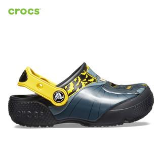 [Mã MABRHV44 giảm 10% đơn 350k tối đa 100k xu] Giày Trẻ em Crocs FunLab Iconic Batman - 205514-001 thumbnail