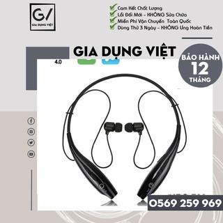 [Hàng Loại 1] Tai Nghe Bluetooth Cao Cấp Choàng Cổ Thể Thao - Bảo Hành 12 Tháng
