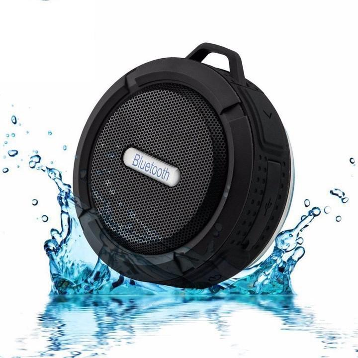 Loa Bluetooth OEM Chống nước - Chống va đập - Âm thanh cực hay stereo bass + Kèm móc khóa sành điệu