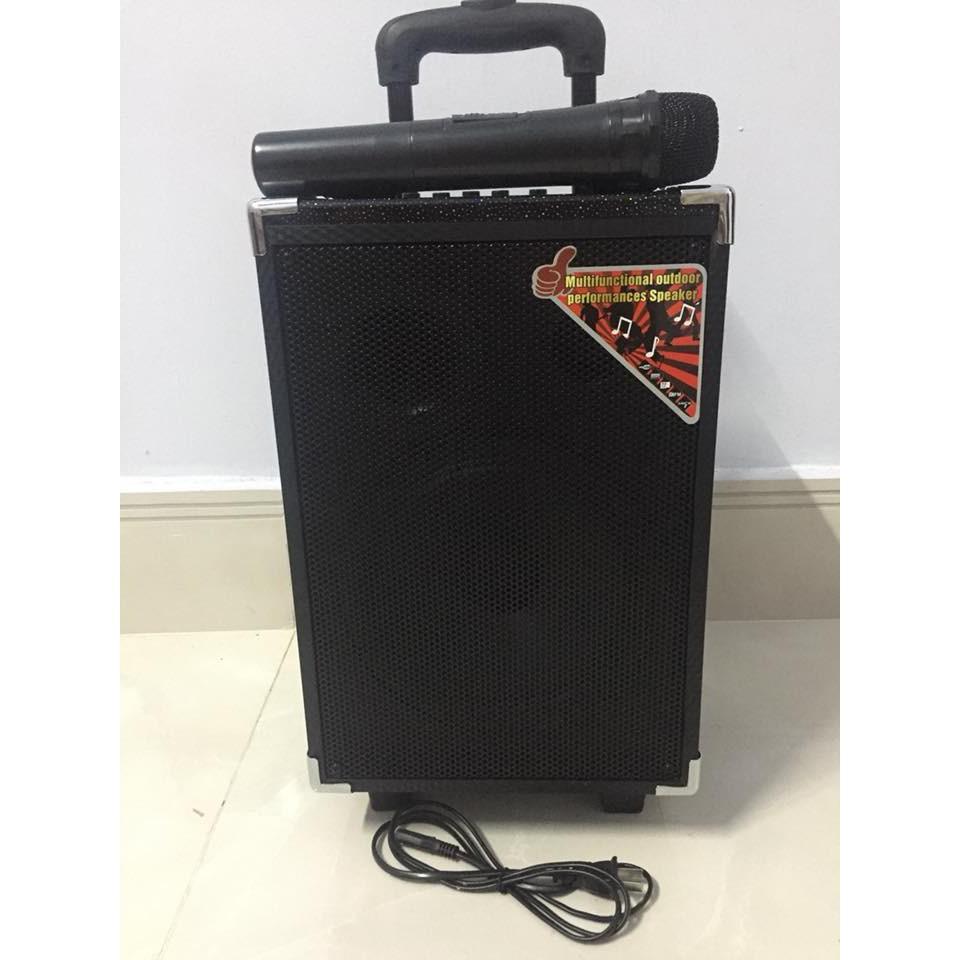 Loa kéo karaoke bluetooth Q8 - BH 6 tháng (Tặng micro k dây) - 3482550 , 1093195005 , 322_1093195005 , 1289000 , Loa-keo-karaoke-bluetooth-Q8-BH-6-thang-Tang-micro-k-day-322_1093195005 , shopee.vn , Loa kéo karaoke bluetooth Q8 - BH 6 tháng (Tặng micro k dây)