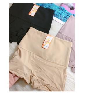 Quần đùi váy gen bụng Thái Lan Anny 528b vải thun lạnh co giãn mềm mát bigsize L, xl, 2xl thumbnail