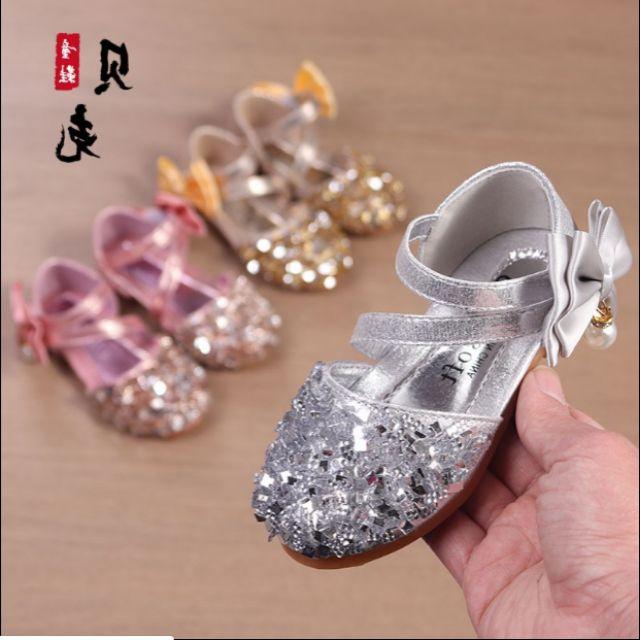 Giày bé gái - Giày kim sa