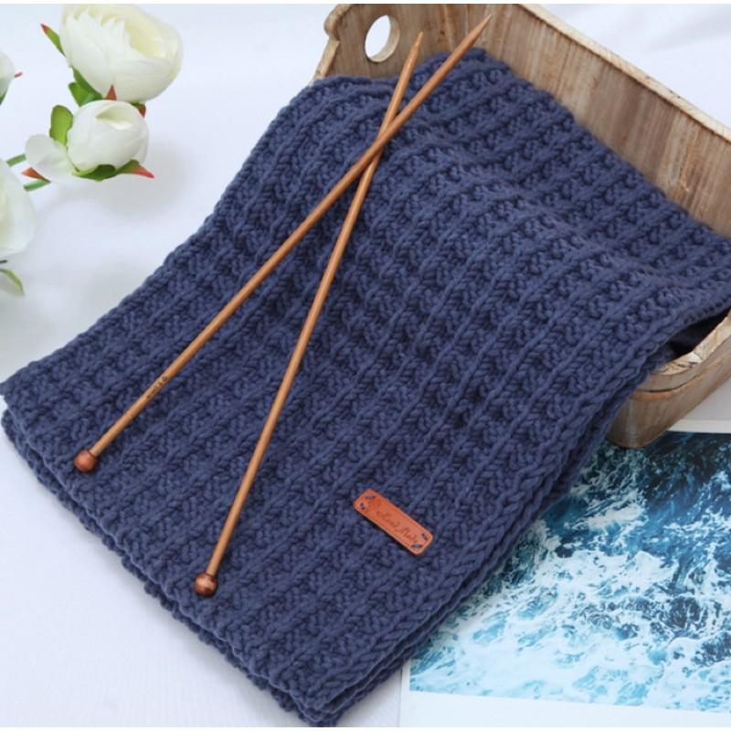 Gói nguyên liệu đan khăn vintage(có video hướng dẫn chi tiết)