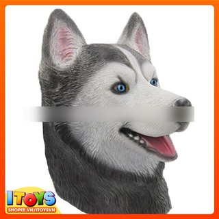 Đầu chó – Mặt nạ hóa trang thành Chó – Đồ hóa trang ITOYS – [ DVHT7 ] nghỉ bán xả