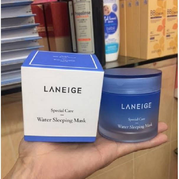Mặt nạ ngủ Laneige Water Sleeping Mask 70ml - Full size