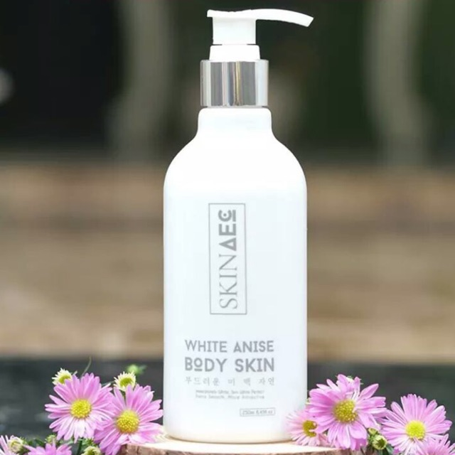 Tắm Trắng Skin Aec