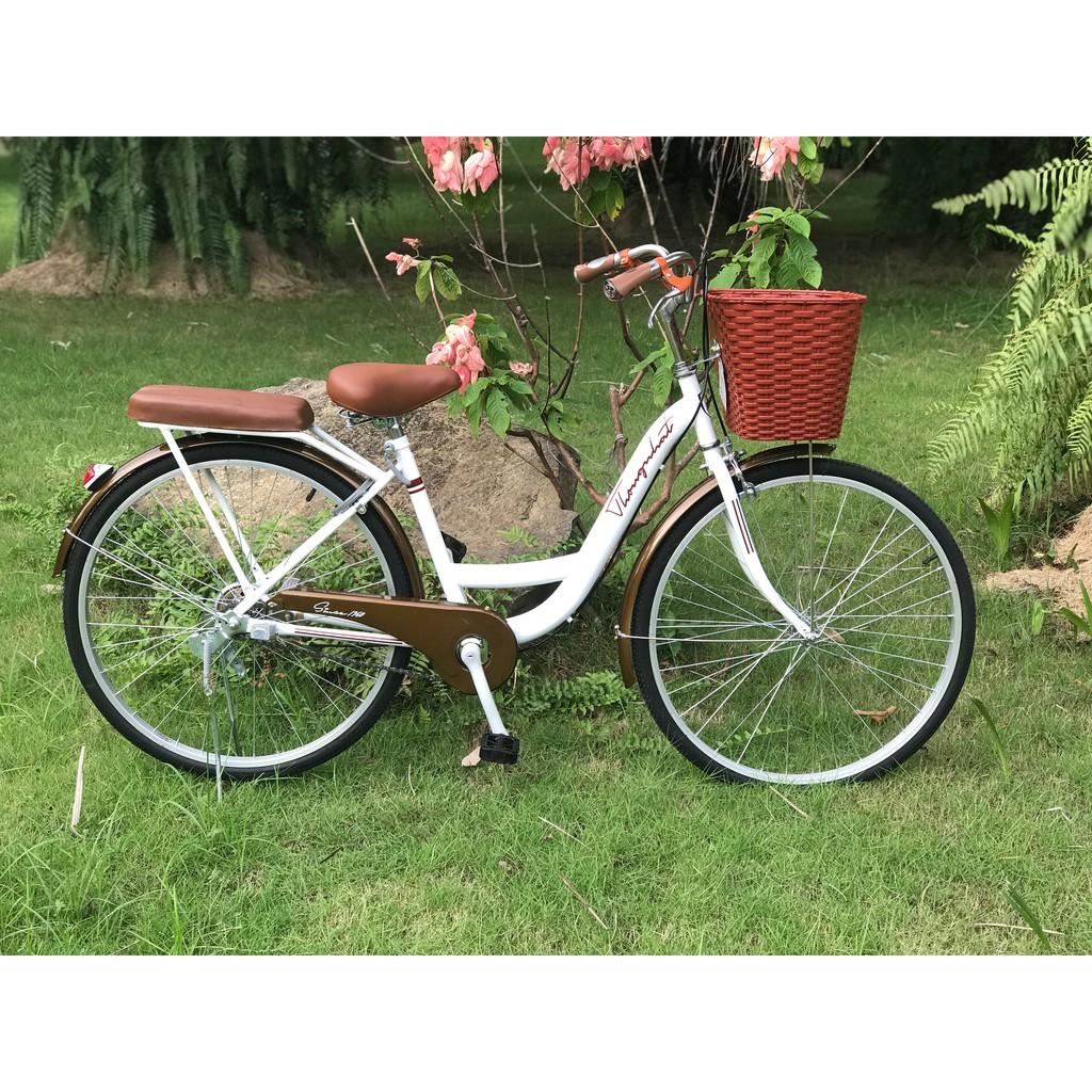 Xe đạp mini nữ Thống Nhất New cỡ 24'' và 26''