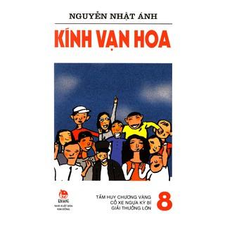 Sách - Kính Vạn Hoa (Phiên Bản 18 Tập) - Tập 8 thumbnail