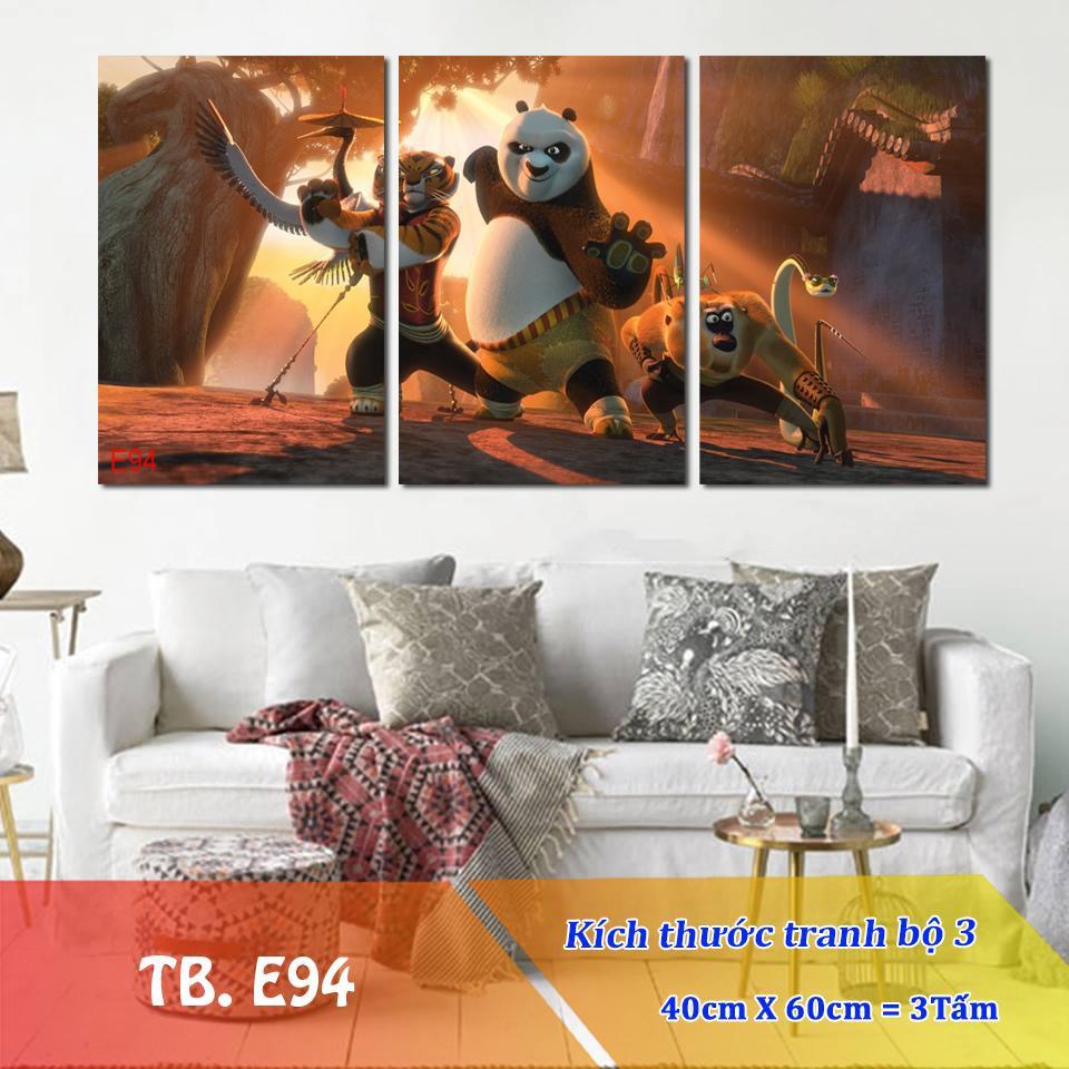 Tranh Treo Tường Trẻ em E94-5- Tranh treo tường 3D