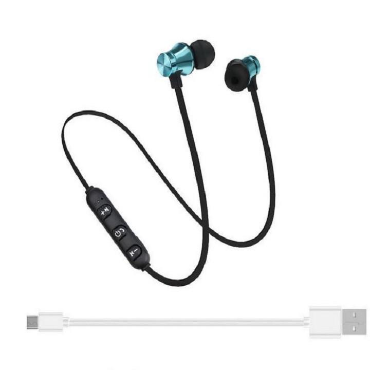 Tai nghe không dây bluetooth Sport headset nghe nhạc cực đã