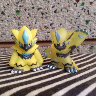 Mô hình pokemon_kid zeraora(cả 2)