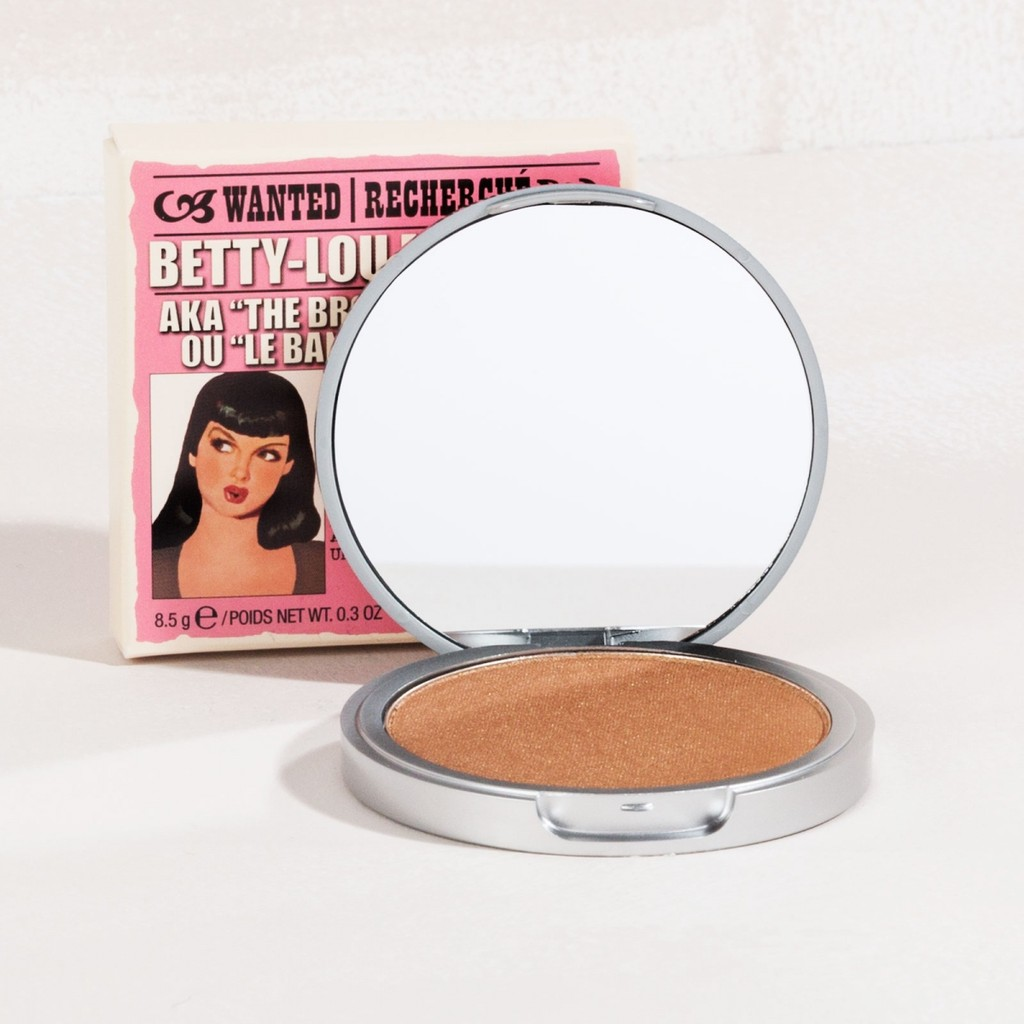 Phấn bronzer The Balm Betty - Lou Manizer