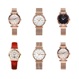 Đồng hồ nam nữ kashidun sang trọng, đẳng cấp đồng hồ nam nữ thời trang - giao ngẫu nhiên