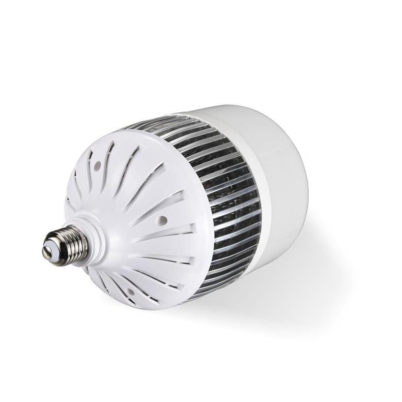 Đèn led búp trụ 50W-100W-150W , chip nhập khẩu , có tản nhiệt , chất liệu PC , tiết kiệm điện năng , bảo hành 1 năm E27