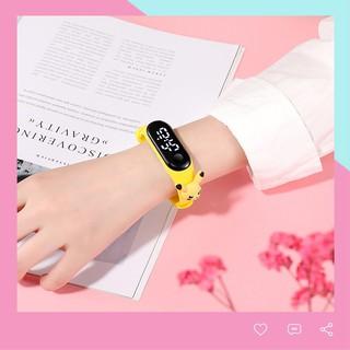 Đồng hồ Led cho trẻ em mẫu mới DH109