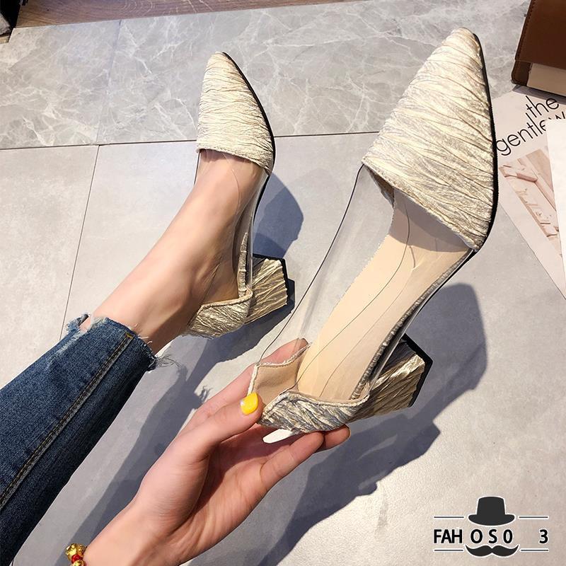 Giày cao gót mũi nhọn đế vuông phong cách hè 2019 nhiều size và màu sắc để lựa chọn - 14527838 , 2137500185 , 322_2137500185 , 331200 , Giay-cao-got-mui-nhon-de-vuong-phong-cach-he-2019-nhieu-size-va-mau-sac-de-lua-chon-322_2137500185 , shopee.vn , Giày cao gót mũi nhọn đế vuông phong cách hè 2019 nhiều size và màu sắc để lựa chọn