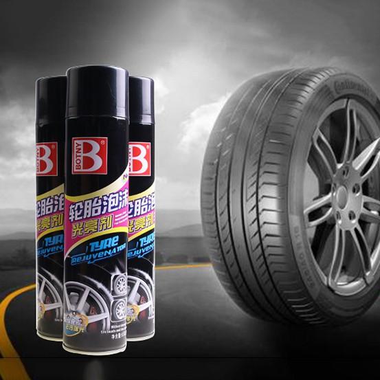 Bình xịt làm mới và bảo vệ lốp
