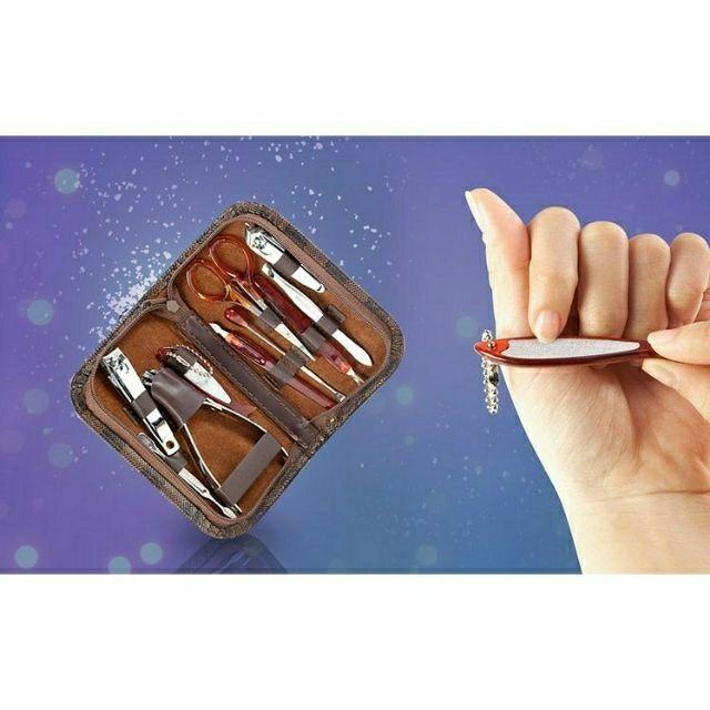 Chuyên sỉ: 10 bộ bấm móng tay 10 món