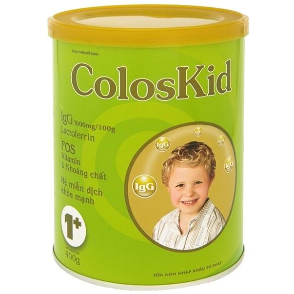 Sữa Coloskid loại 400 gam