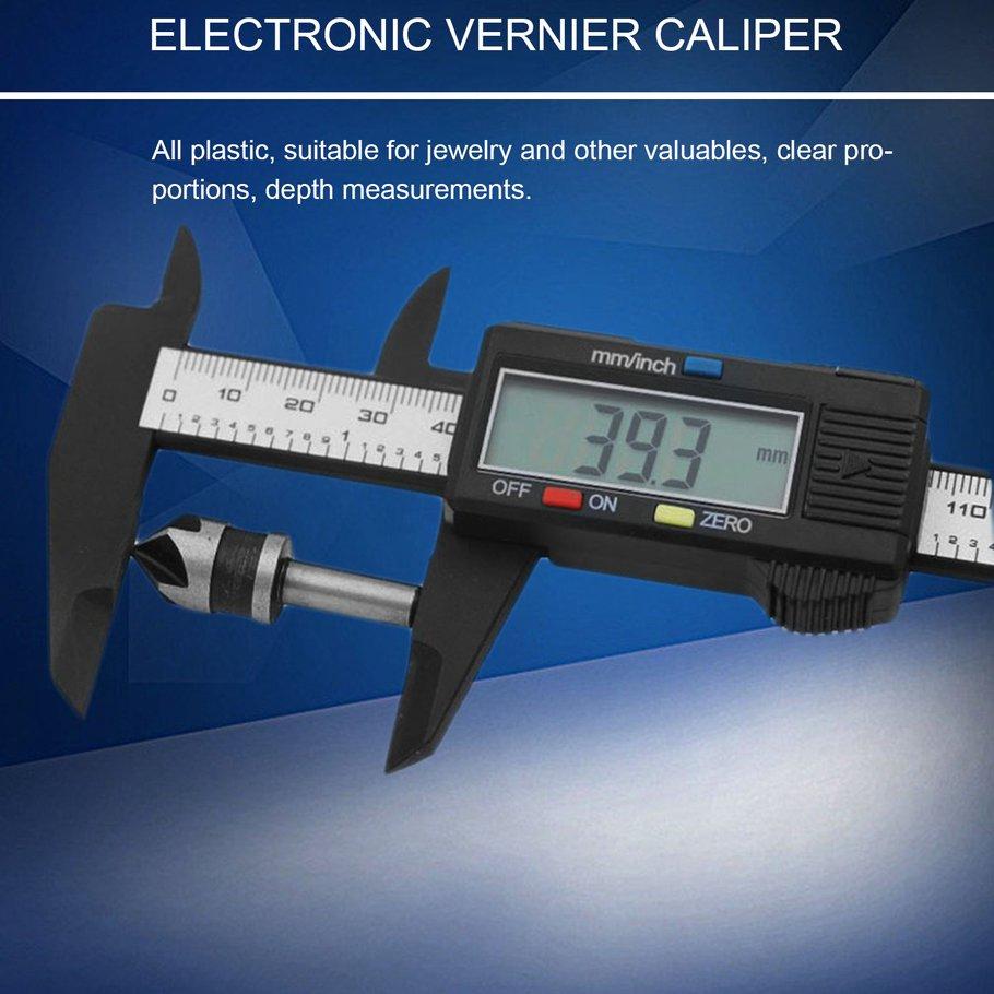 【SYH】Electronic Digital Display Vernier Caliper Digital Measuring Instrument