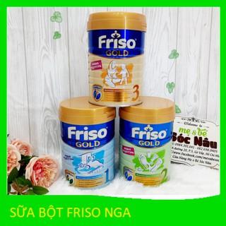 [DATE 2022] Sữa bột Friso Nga số 1,2,3 800g thumbnail