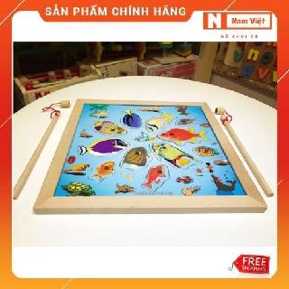 Bộ câu đại dương, đồ chơi câu cá các sinh vật biển