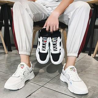 Giày Sneaker Nam TKTMS39 Giày Thể Thao Nam Phản Quang Tăng Chiều Cao Chính Hãng TKT STORE Size (39-43) thumbnail