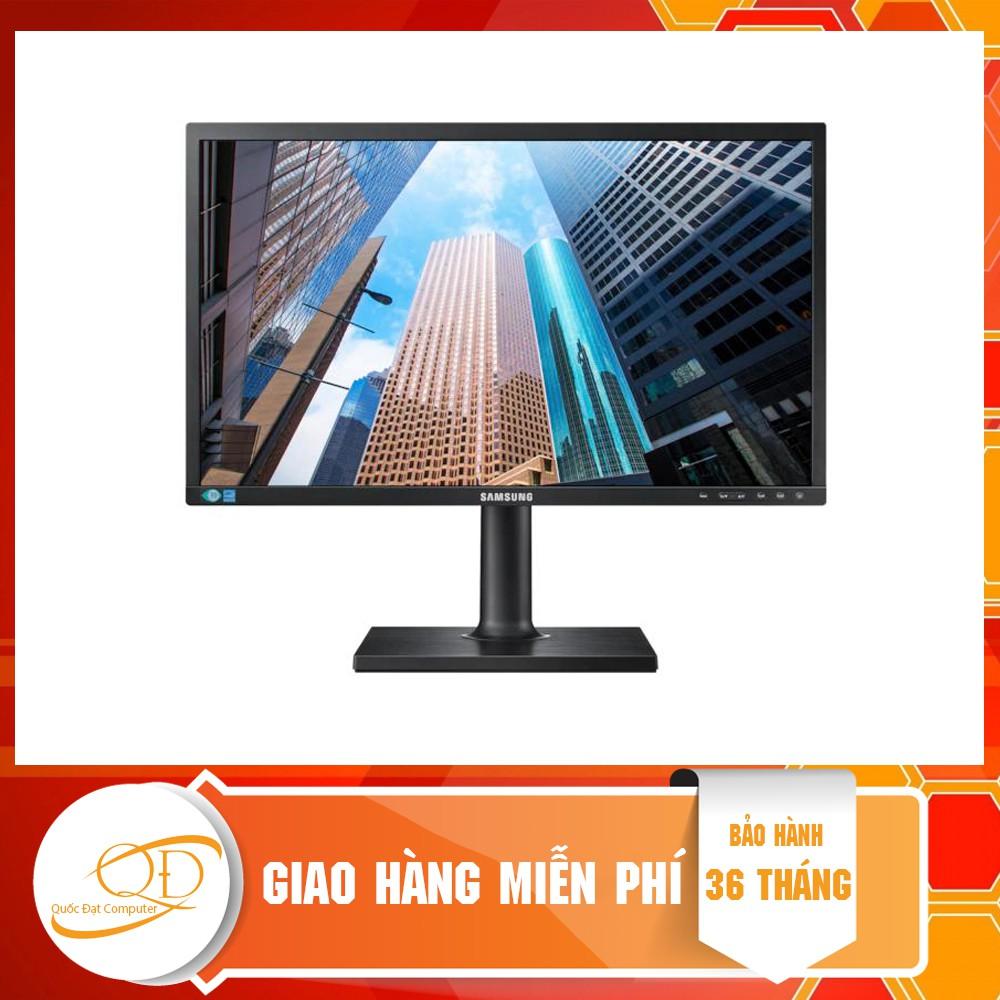 Màn hình Samsung LS22E45UFS/XV (21.5 inch/FHD/TN/250cd/m²/DVI+VGA/60Hz/5ms)