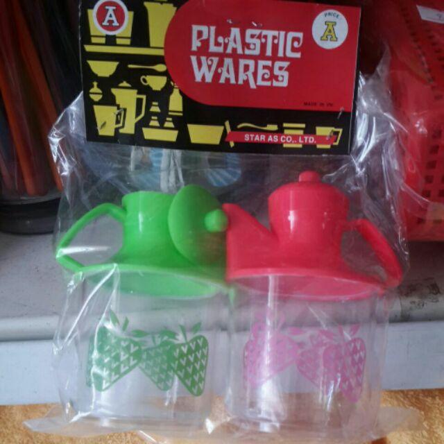 Bình nhựa đựng nước tương