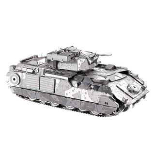 Mô hình lắp ráp kim loại Xe tăng M2A2 Bradley Piececool P041-S