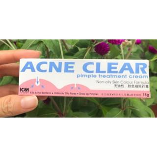 Đơn hàng kem Acne Clear thumbnail