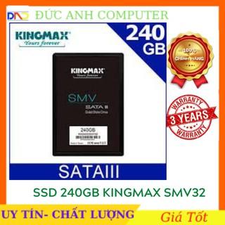 SSD Kingmax 240GB SMV32 - Hàng chính hãng Viễn Sơn- Bảo Hành 3 Năm thumbnail