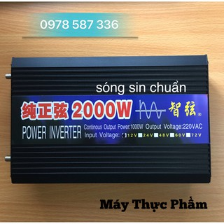 Bộ Kích Điện 2000W Sin Chuẩn