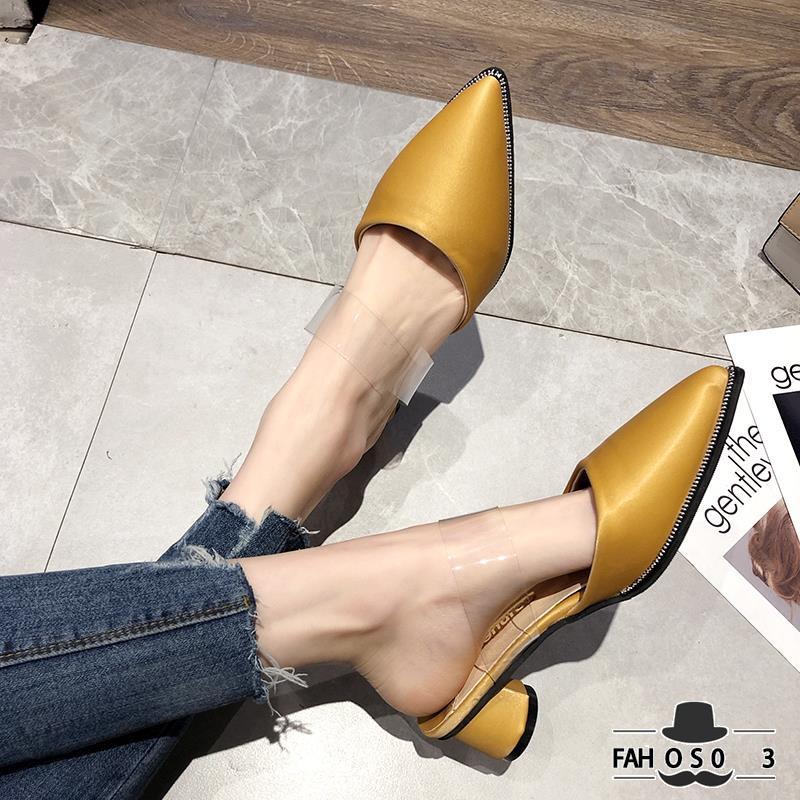 Giày mũi nhọn đơn giản tinh tế phiên bản Hàn cho nữ - 13801230 , 2137477481 , 322_2137477481 , 331200 , Giay-mui-nhon-don-gian-tinh-te-phien-ban-Han-cho-nu-322_2137477481 , shopee.vn , Giày mũi nhọn đơn giản tinh tế phiên bản Hàn cho nữ