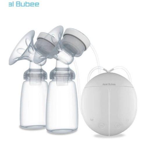 Máy hút sữa điện đôi tốt nhất Realbubee