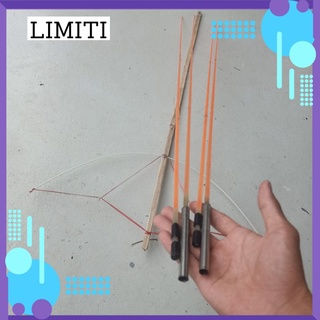 Bộ diều sáo lắp ghép mini nan thủy tinh 2m LIMITI DS10 thumbnail