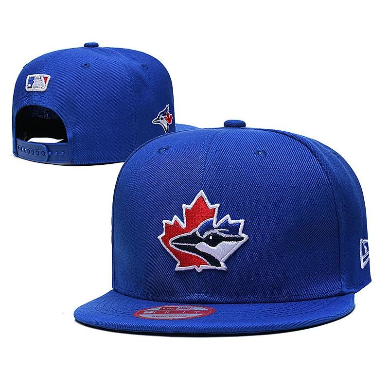 Mũ lưỡi trai MLB thêu hình chim xanh dương thời trang