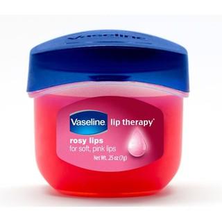 Son dưỡng mỗi Vaselin Lip Therapy - HỒNG thumbnail