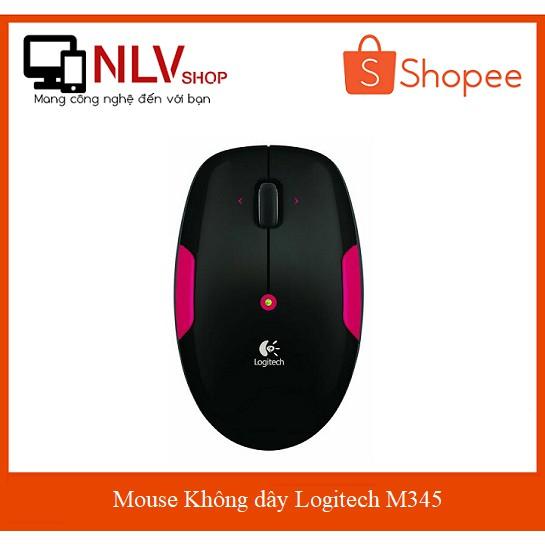 Mouse Không dây Logitech M345