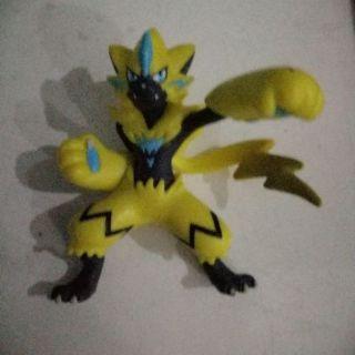 Mô hình Pokemon zeraora ( chỉ figure)