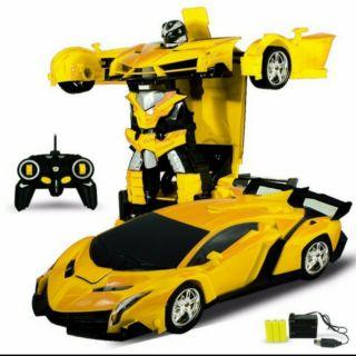 Ô tô robot điều khiển