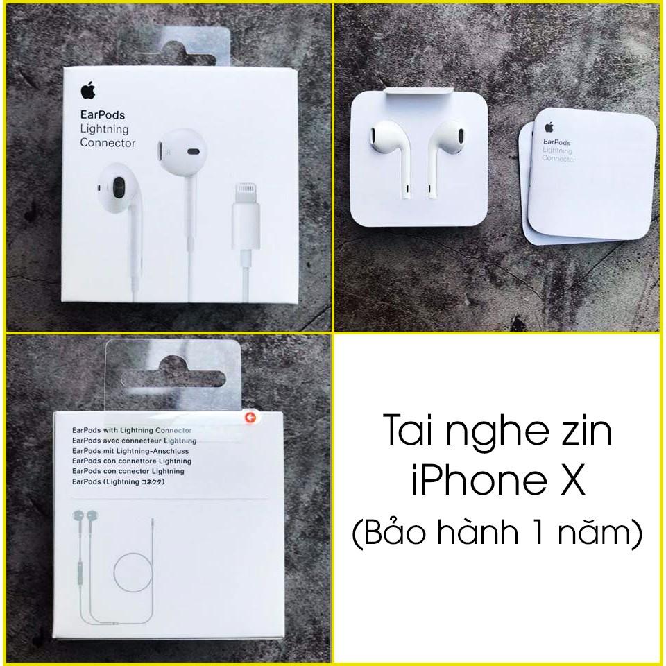 Tai Nghe iPhone 7 Plus 8 Plus zin apple