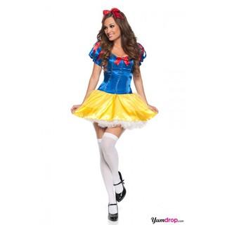 trang phục hóa trang halloween màu cam