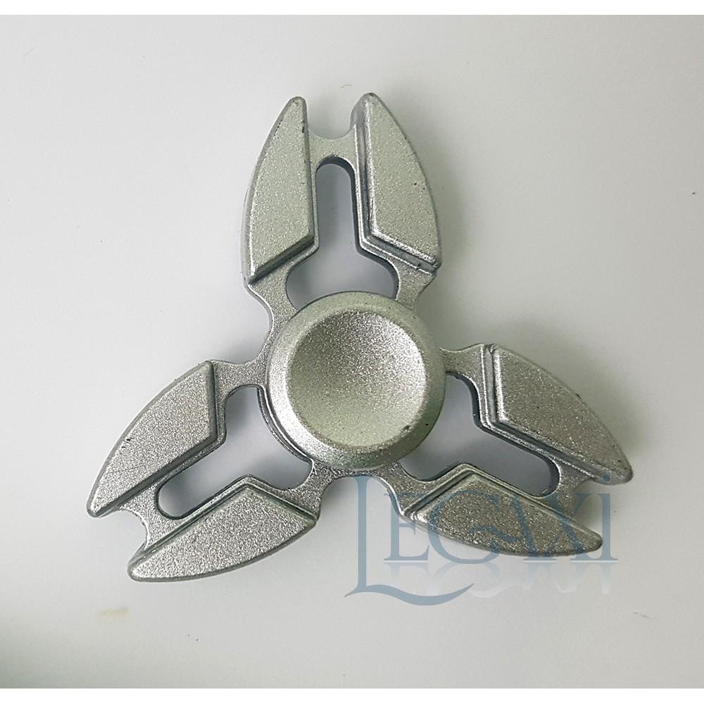 Con Xoay Tròn Hand Fidget Spinner Đồng 3 cánh 60-120 giây Legaxi HS65