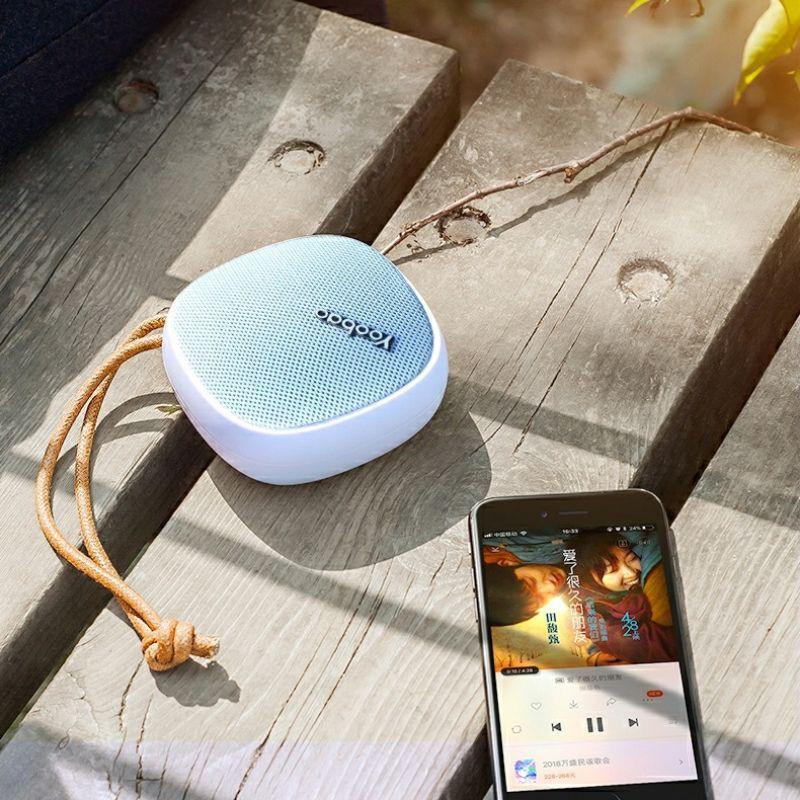 Loa bluetooth YOOBAO mini M1 cầm ta hàng chính hãng âm thanh sống động