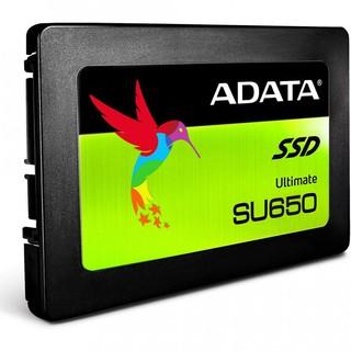 Ổ cứng SSD 120GB ADATA SU650 Chính Hãng. Vi Tính Quốc Duy